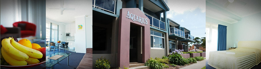 Aquarius Apartments - Hero 1